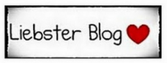 Liebster Blog badge
